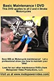 Basic Maintenance I DVD for all Motorcycles