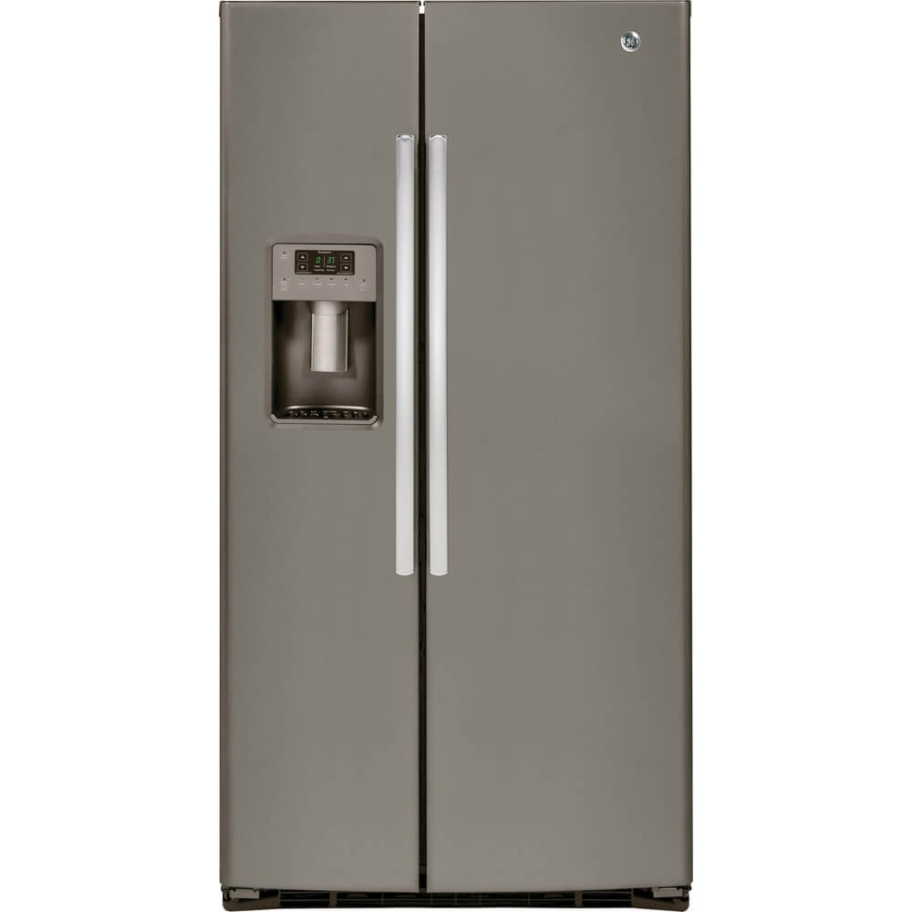 Ge Appliance Repair Kansas City Amazoncom Ge Gse25hmhes 36 Side By Side Refrigerator Energy