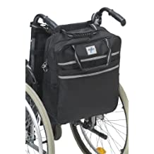Simplantex Wheelchair & Scooter Mobility Bag *with FREE Mini Bag* (1680d Fabric)