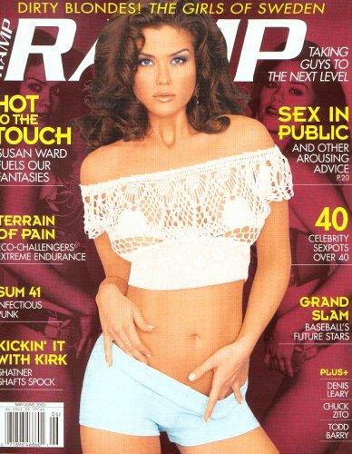 Download Ramp Magazine Susan Ward Julie Benz May 2003 Text fb2 book