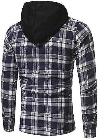 Mens Street Chic Shirt Plaid