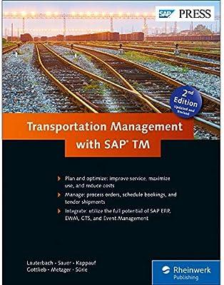 Transportation Management with SAP TM: Bernd Lauterbach