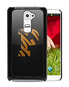 NCAA Princeton Tigers 6 Black Customize LG G2 Phone Cover Case