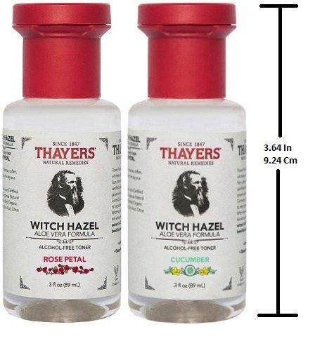 Buy thayers witch hazel cucumber