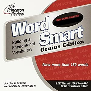 Word Smart, Genius Edition Audiobook