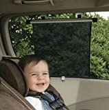 Safety 1st Deluxe Car Window Roller Shade, Pack of 2