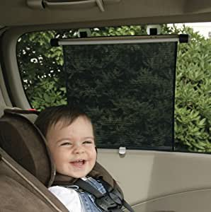 Safety 1st Complete Coverage Deluxe Rollershade, 2-Pack
