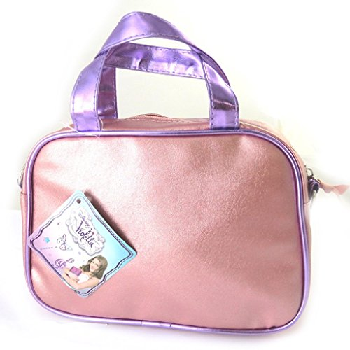 Bag french touch Violettarosa porpora (24x15.5x5.5 cm).