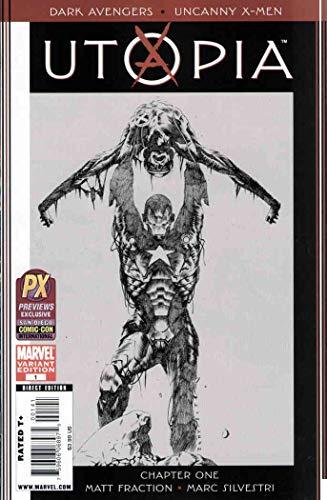 Dark Avengers/Uncanny X-Men: Utopia #1C VF/NM ; Marvel comic book