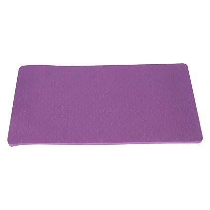 Colchoneta de yoga, Colchoneta para ejercicios y ejercicios ...
