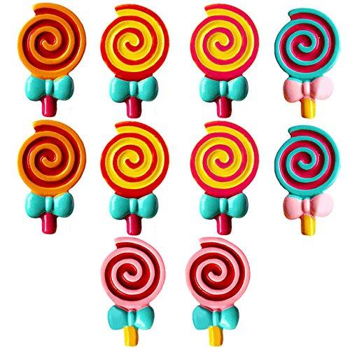 ice cream home button sticker - 4