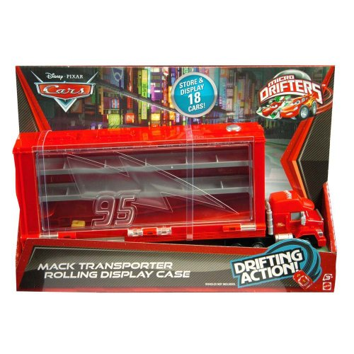 Micro Drifters Display Vehicle Playset