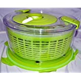 Genius Salad Chef Salad Spinner for Drying Salad by N/A