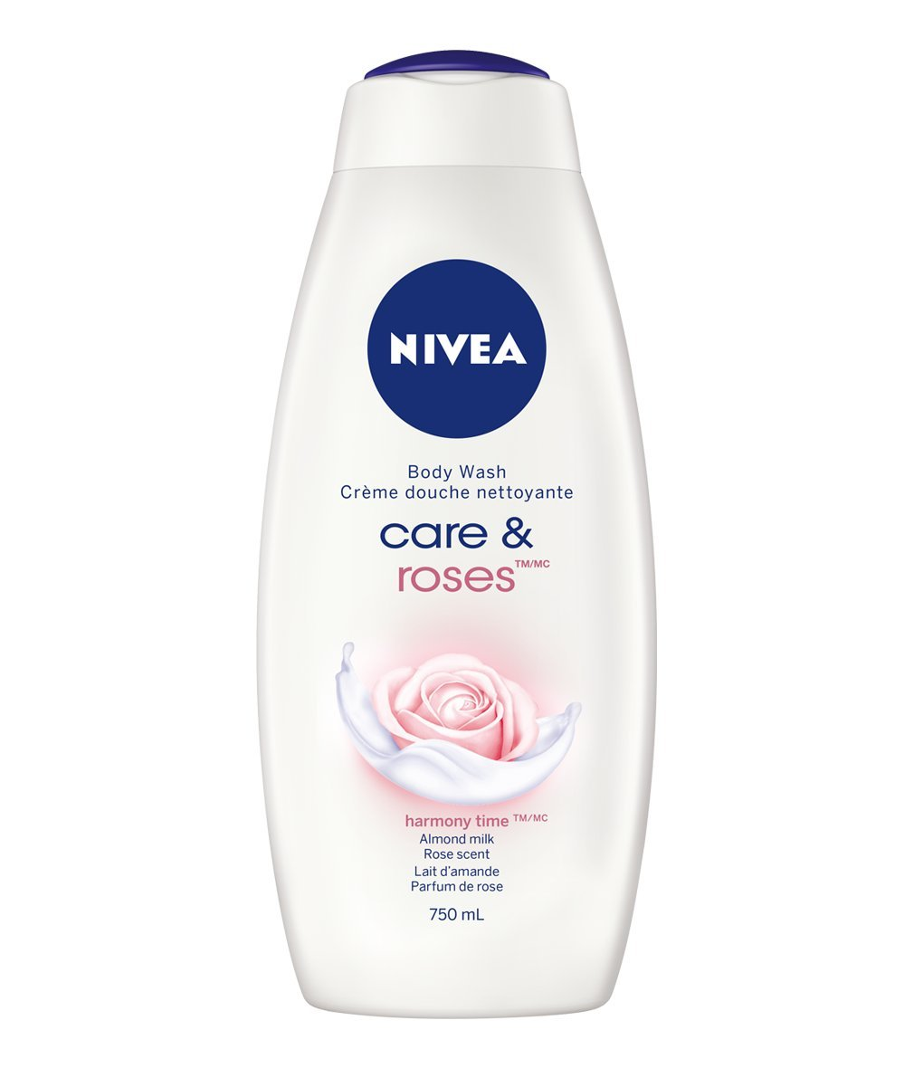 NIVEA Care & Orange Body Wash, 750 mL Beiersdorf Canada Inc.