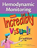 img - for Hemodynamic Monitoring Made Incredibly Visual! (Incredibly Easy! Series?) by Lippincott (2010-06-01) book / textbook / text book