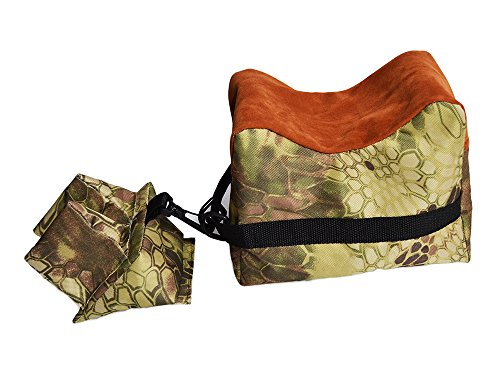 Rifle Rest Bag Pattern - 2