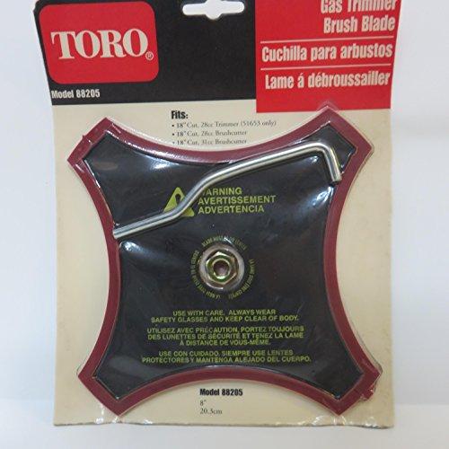 Brush Blade Toro Gas Trimmer Model 88205