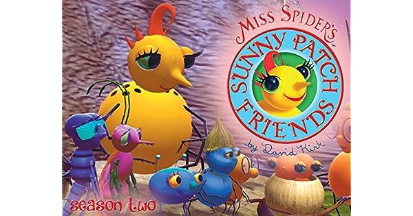 Amazon.com: Miss Spiders Sunny Patch Friends: Kristin Davis ...