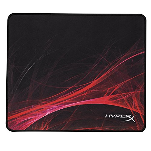HyperX Fury S HX-MPFS-S-M Speed Edition – Pro Gaming Mouse Pad (Multicolor)