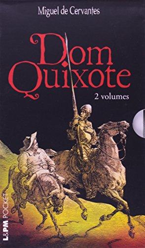 Caixa especial Dom Quixote – 2 volumes