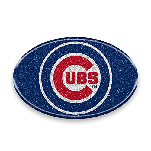 MLB Chicago Cubs Color Bling Emblem, 4