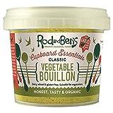 Rod & Bens Organic Vegetable Bouillon - 200g (0.44lbs)