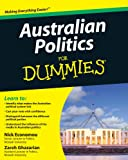Australian Politics for Dummies, Nick Economou and Zareh Ghazarian, 1742169821