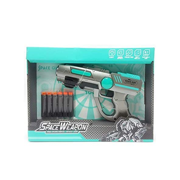 YAMAMA Gun Toys for Kids with Projecting Lights