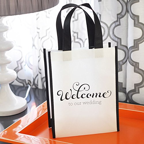 50 Wedding Welcome Bags by Eventblossom