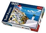 Trefl Santorini, Greece 1500 Piece Jigsaw Puzzle