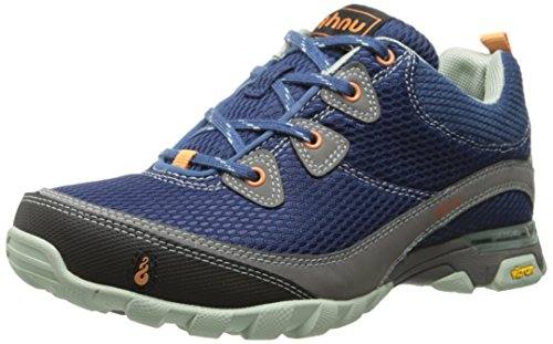 100% authentic cheap price Ahnu Women's Sugarpine Air Mesh Hiking Shoe Dark Blue clearance online KQr5WH