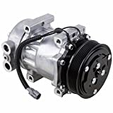 air conditioner compressor jeep - Brand New Premium Quality AC Compressor & A/C Clutch For Jeep And Dodge - BuyAutoParts 60-01315NA New