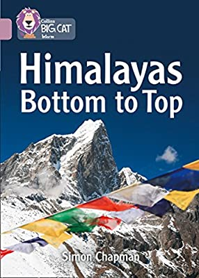 Himalayas: Bottom to Top: Band 18/Pearl