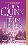 It's in His Kiss by Julia Quinn front cover