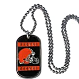 Siskiyou NFL Dog Tag Necklace