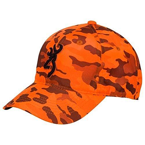 Review Browning 308381291 Blaze Camo Cap