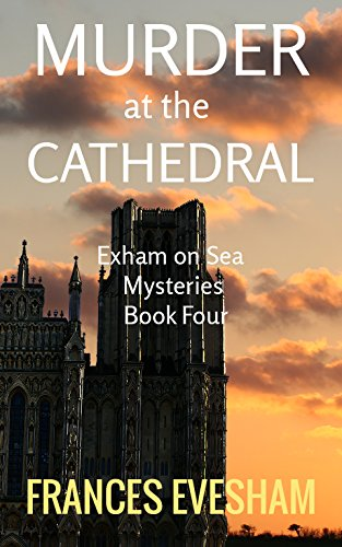 Murder At The Cathedral by Frances Evesham ebook deal