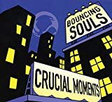 518gJx9zznL. SL160  - The Bouncing Souls - Crucial Moments (EP Review)