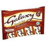 Galaxy Smooth Milk Bars Original Galaxy Chocolate