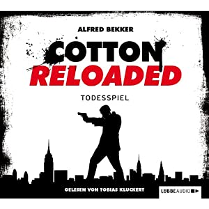 Todesspiel (Cotton Reloaded 9) Hörbuch