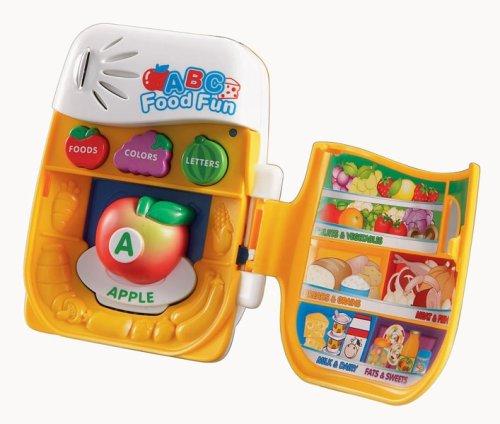 VTech ABC Food Fun 26 Magnets by VTech