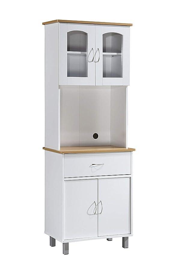 Amazon.com: Gabinete De Cocina Gabinetes De Baño Moderno Con Gabetas: Kitchen & Dining