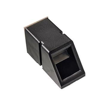 AS608 Módulo de Sensor de Huella Dactilar óptico módulo de Huellas Dactilares para cerraduras Arduino Interfaz de comunicación Serial: Amazon.es: ...