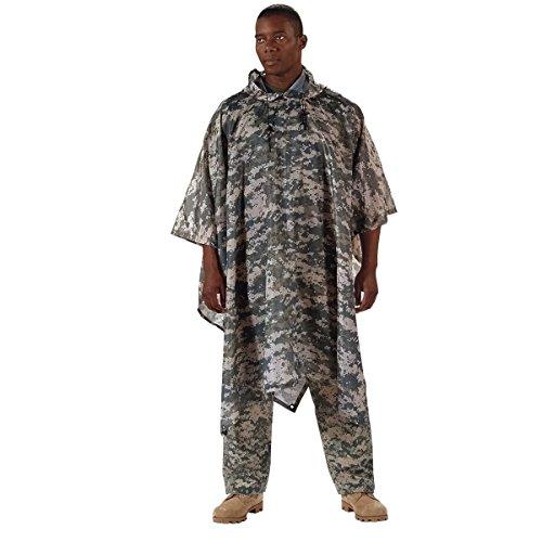 Rothco G I Military Rip Stop Poncho