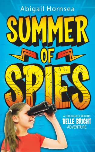 BELLE is a whizz on computers. She spends so much time on the internet that the glorious summer holidays are passing her by. When Belle and her brother discover a spy satellite on the roof of their shed, Belle has to find a way to use her skills in t...