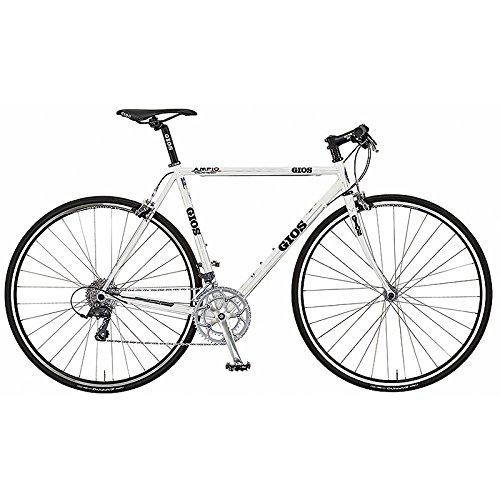 GIOS(ジオス) クロスバイク AMPIO WHITE 470mm B076BFVR8S