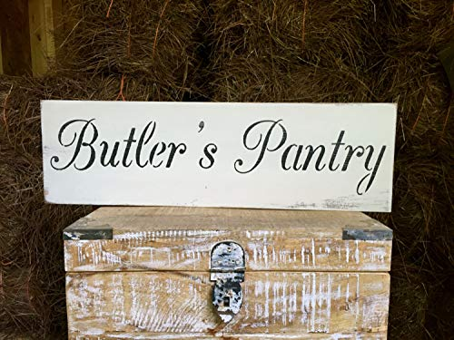 Adonis554Dan Butlers Pantry Pantry Wall Art Kitchen Wall Decor Butler Wood Signs Pantry Wood Decor Kitchen Wooden Signs Farmhouse Style