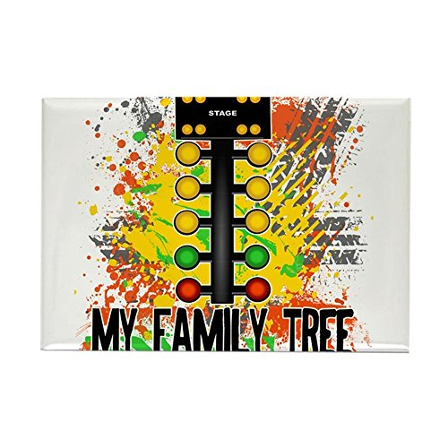 CafePress My Family Tree Magnets Rectangle Magnet, 2