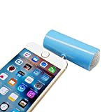 MChoice 3.5mm Music Player Stereo Speaker For Ipod iPhone6 Plus Note4 Cellphone (Blue)