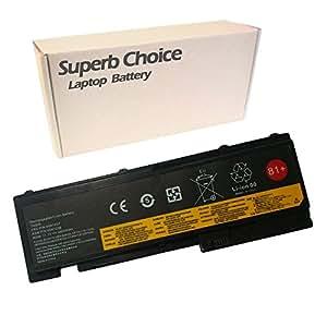 Superb Choice Batería de Recambio para LENOVO ThinkPad T420S-4176,6 células